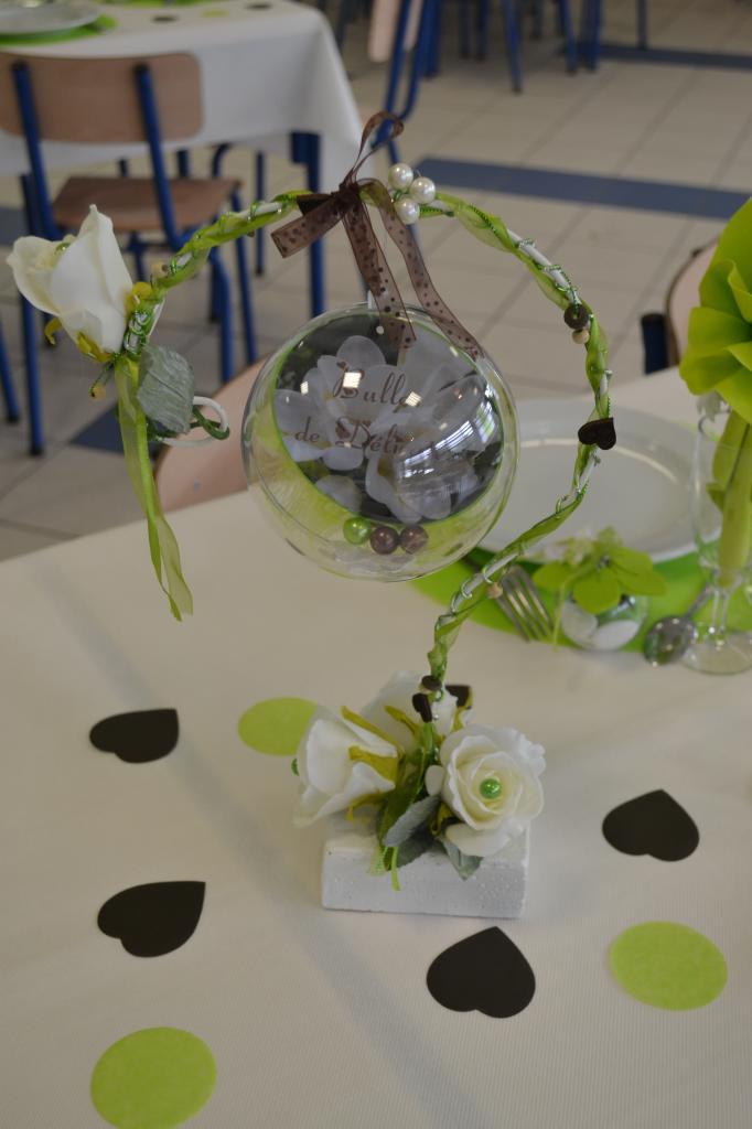 themes bulles et fleurs